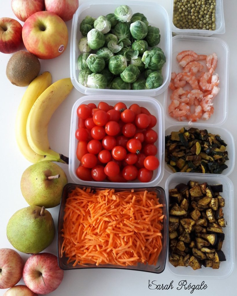 Mes 5 conseils pour commencer à organiser vos repas